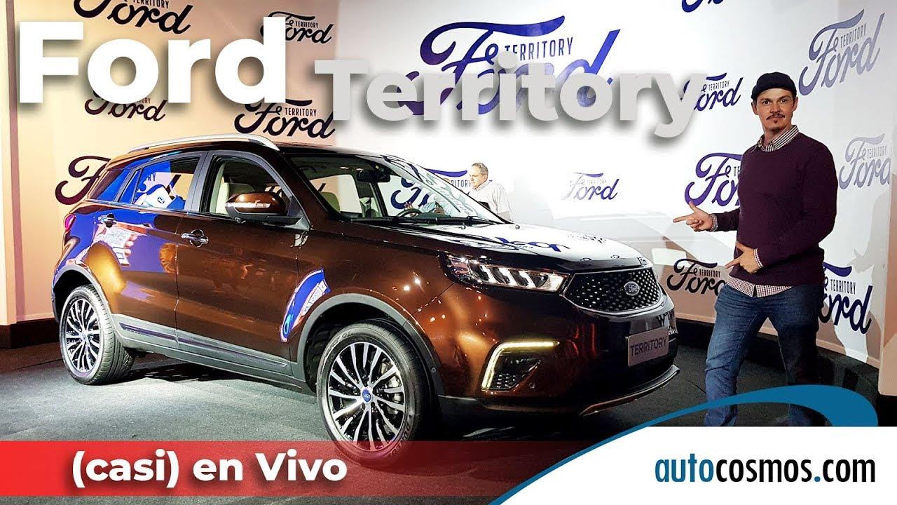 Ford Territory La Suv Que Llega A Argentina En 2020 Autocosmos Youtube