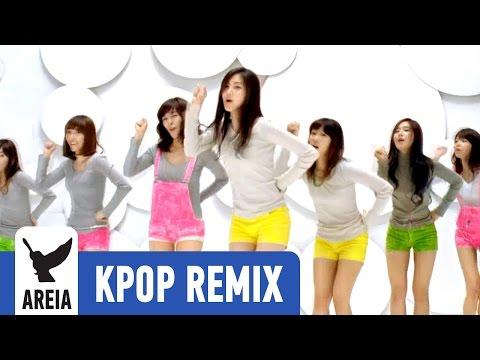 Girls' Generation - Gee | Areia Remix #1