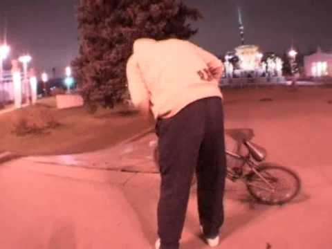 Антон Бекмансуров BMX Street one day edit - YouTube