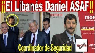 Seguridad Libanesa Con AMLO/PAN-Nuevo Dirigente