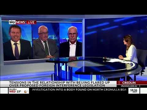 Sky News Credlin 23/05/18