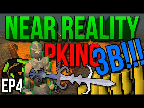 Near Reality PKing Commentary : EP4 : 3BILL IN ONE KILL!?!? FREE AGS?!