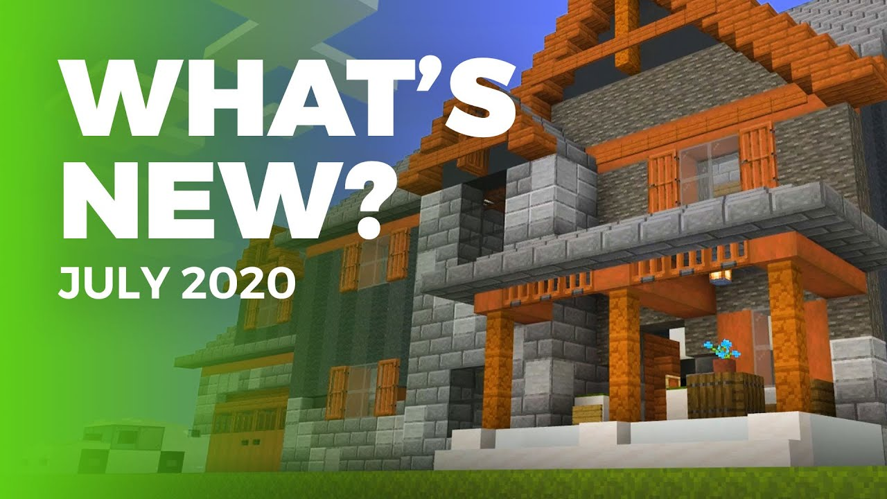 What's New in Flush City? | July 2020