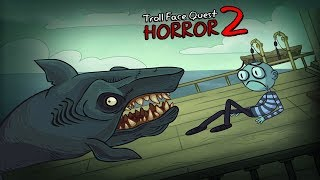 Troll Face Quest Horror 2 - Halloween Special Android Gameplay ᴴᴰ
