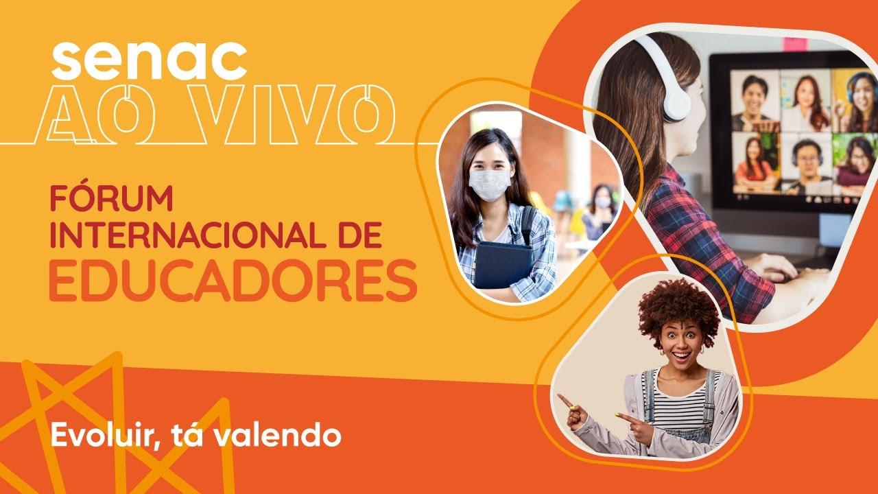 Fórum Internacional de Educadores - A realidade educacional na pandemia: Brasil e Finlândia