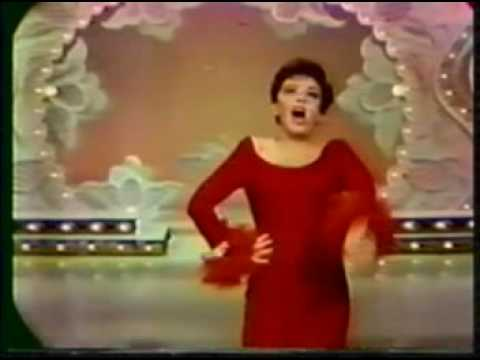 Judy Garland hosts Hollywood Palace 1966 (1 of 4)