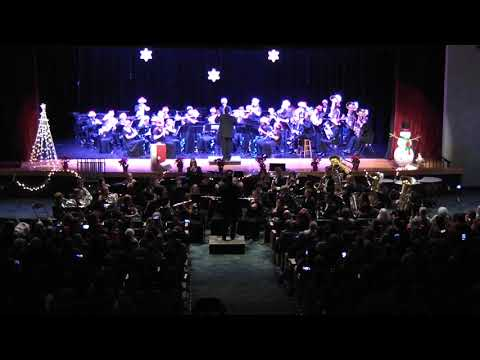 Winter Concert 2017 Combined Bands