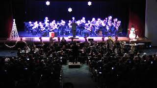 Winter Concert 2017 Combined Bands