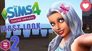 First Look: THE SIMS 4: ZOSTAŃ GWIAZDĄ #2 Aktorką Być! ⭐️⭐️⭐️