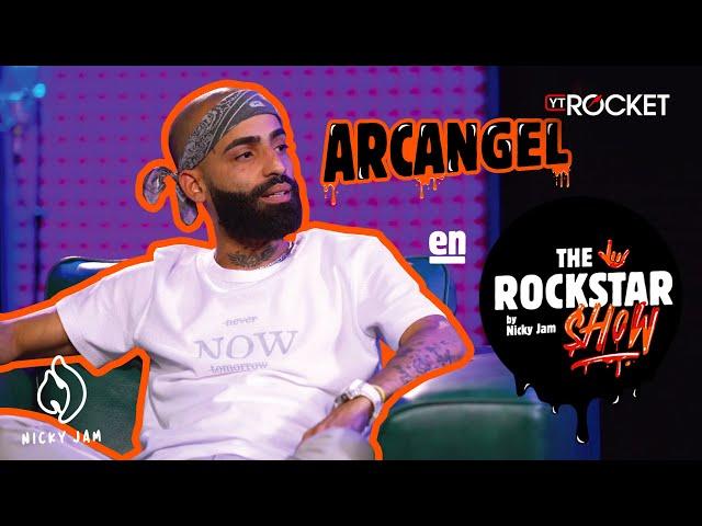 THE ROCKSTAR SHOW By Nicky Jam 🤟🏽 - Arcangel | Capítulo 5