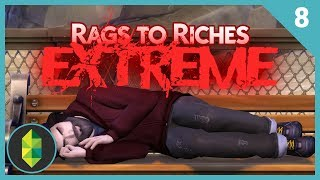 Rags to Riches EXTREME - Part 8 (The Sims 4)
