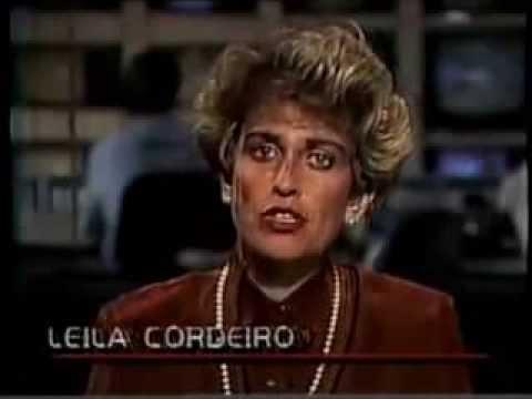 Intervalo Rede Manchete - Jornal da Manchete 2ª Edição - 04 para 05/01/1990 (1/5)