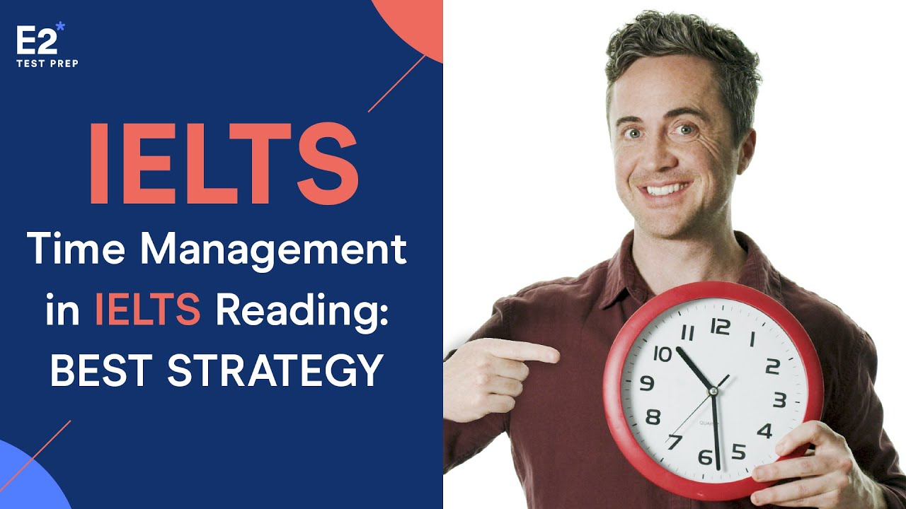 Time Management in IELTS Reading: BEST STRATEGY