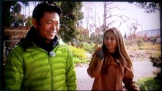 2015年1月21日MRT宮崎『わけもんGT』のサラ・オレインさん部分画面録り...