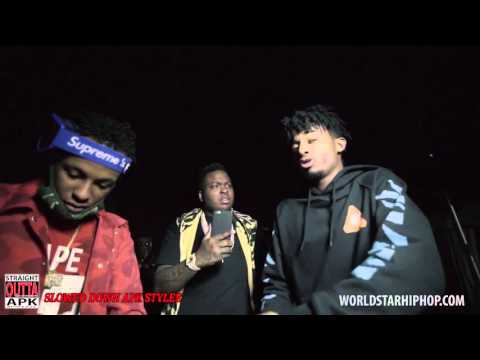 SLOWED DOWN...Rich The KidPlugFeatKodak Black & Playboi . CAN DJS INC...