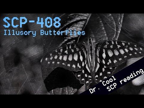 "SCP-408 - ""Kondraki's Butterflies"" SCP File - (Dr. Cool/ Class: SAFE)"