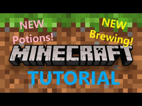 Minecraft Brewing/Potions Tutorial - The Basics
