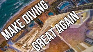 MAKE DIVING GREAT AGAIN.  Daily videos?!?!
