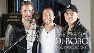 DJ BoBo Feat. Manu-L - SOMEBODY DANCE WITH ME (Remady 2013 Mix) (Making Of)