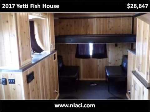 Yetti Fish House >> 2017 Yetti Fish House New Cars Milaca Mn