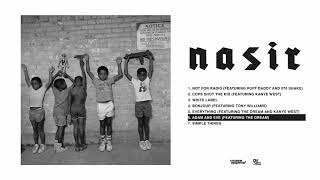 Nas - Adam and Eve feat. The Dream [HQ Audio]