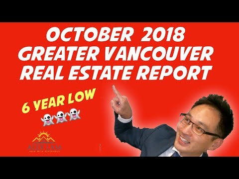 October 2018 Greater Vancouver Real Estate Report