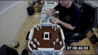 LEGO  CREATOR EXPERT 10256 TAJ MAHAL 5923 PCS ! SPEED BUILD
