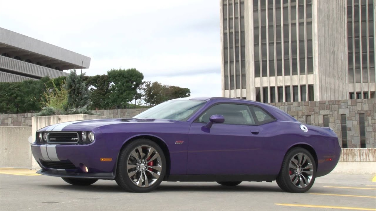 2013 Dodge Challenger Srt8 392 Drive Time Review With