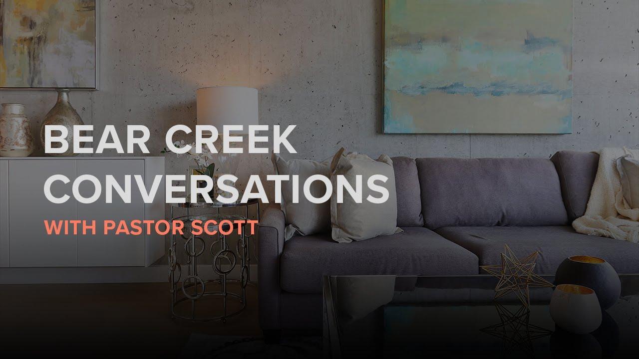 Bear Creek Conversations: Bob Brookins