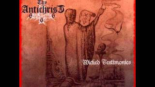Thy Antichrist - Pseudo Gods