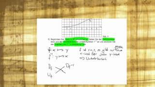 Abitur Mathematik 2012 Bayern - Analysis Aufgabengruppe I - Teil 2 Aufgabe 1 f