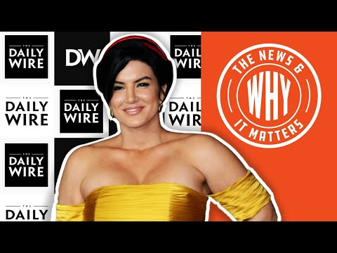Gina Carano & Daily Wire's POWER MOVE Against Disney   The News & Why It Matters   Ep 716