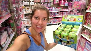 Toy Hunting #29! Shopkins, Jungle in my Pocket, The Grossery Gang, Fungus Amungus