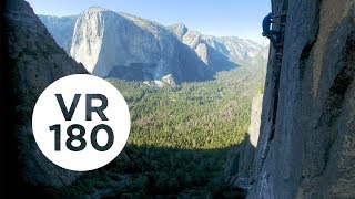 In Control | Yosemite Higher Spire Free, Part 3 (VR180)