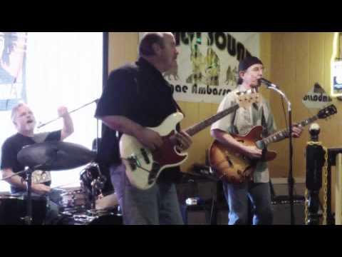 The Fairlanes....Greensboro,NC performing at Club Zion...Feb 2011
