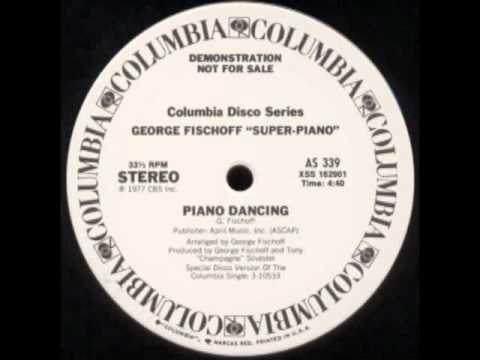 George Fischoff Piano Dancing