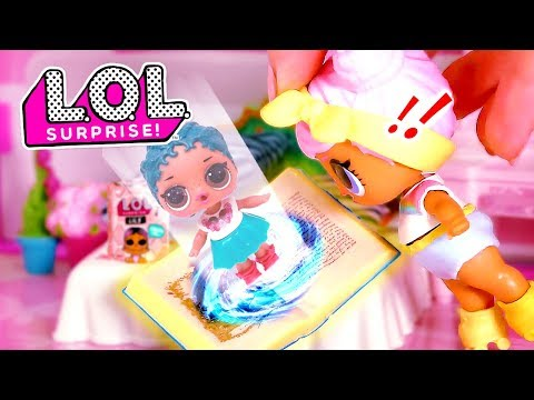 LOL Surprise Dolls Fairytale Adventure In A Magic Land With Unboxings