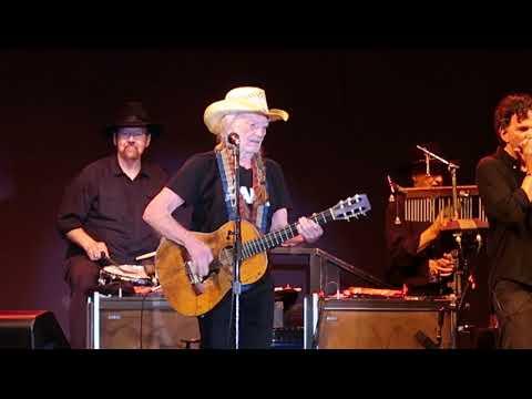 Willie Nelson / Whiskey River / Humphrey's - San Diego, CA / 8/10/18