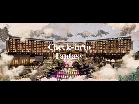 [2019] PARADISE CITY Check-in to Fantasy_English Sub (Full Ver.)