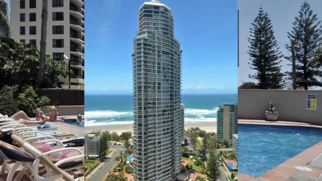 Apartment 25D 'Peninsula' 5 Clifford Street, Surfers ...