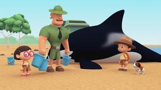 Leo the Wildlife Ranger Minisode #150 - Orca
