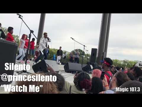"Silento Teaches The ""Watch Me Pt. 2"""