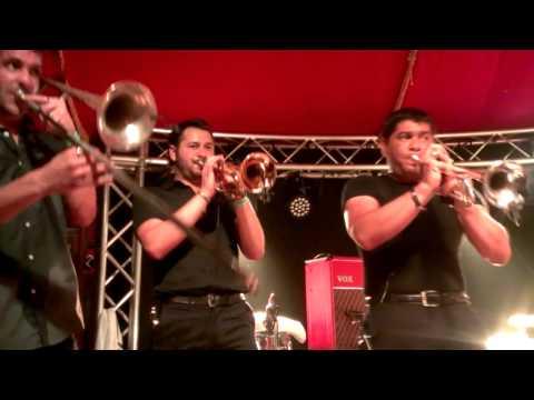Shantel Balkan Rock live in Konstanz 2015