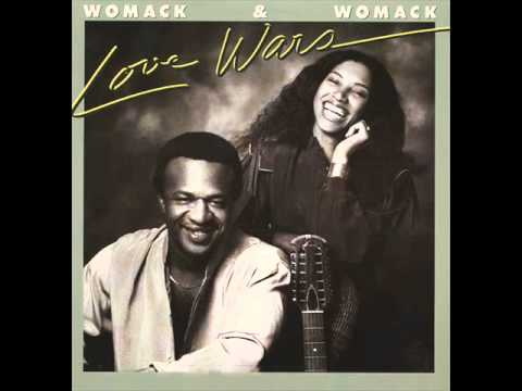 Womack & Womack - Baby I'm scared of You.wmv