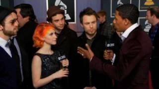 Download lagu 52nd Grammy Awards - Paramore Interview