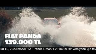 FIAT PANDA   TEPE TEPE KULLAN!