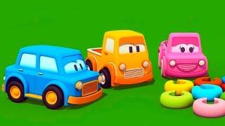 Мультики, игры Умные Машинки для самых маленьких: пирамидка. Мультики без слов(, 2015-02-27T08:00:00.000Z)