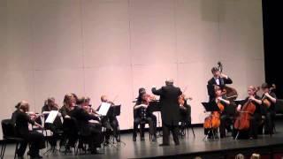 Tchaikovsky: Serenade for strings, 2nd movement / Rachlevsky • Chamber Orchestra Kremlin