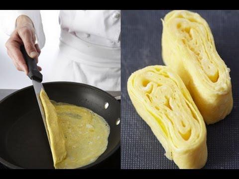Technique de cuisine r aliser une omelette la for Technique de cuisine