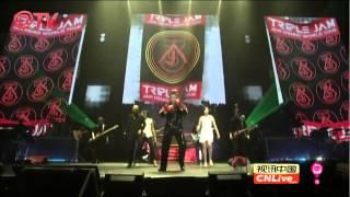 2014TRIPLE JAM蕭敬騰世界巡迴演唱會_北京站\全場精彩演出